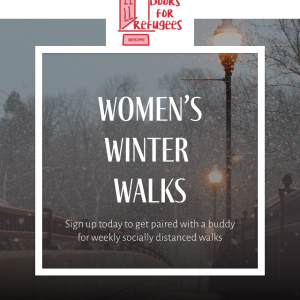 January – Women's Winter Walks