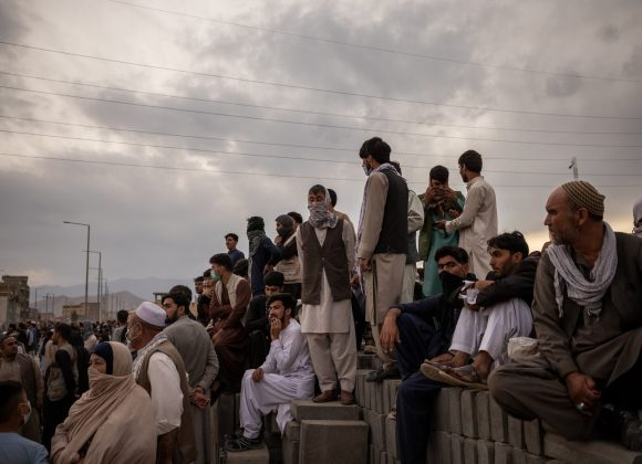 Open Doors Response to the Afghanistan Refugee Crisis