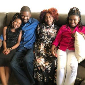 Albert and Muhiya's Family