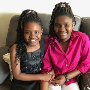 Girls in Mwamba Esperance